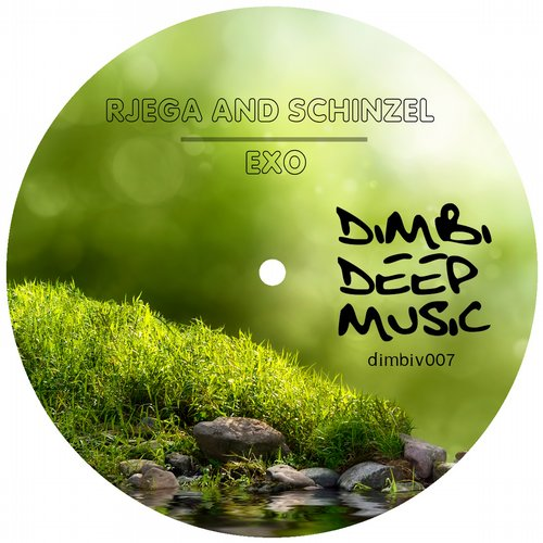 RELEASED: Rjega & Schinzel – Exo EP (12″ green Vinyl)