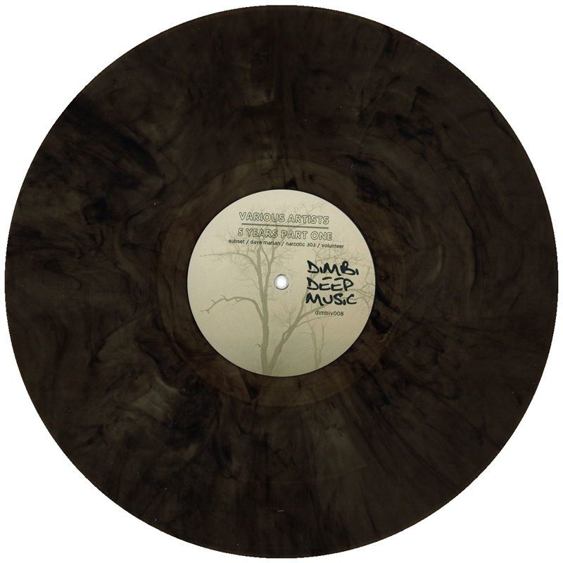 RELEASED: 5 Years DimbiDeep Part One – 12″ Vinyl